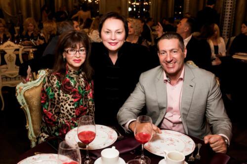 Светлана Титова, Ирина Матысяк и Александр Хаминский
